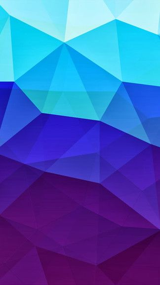 Download Blue Polygon Wallpaper Gallery