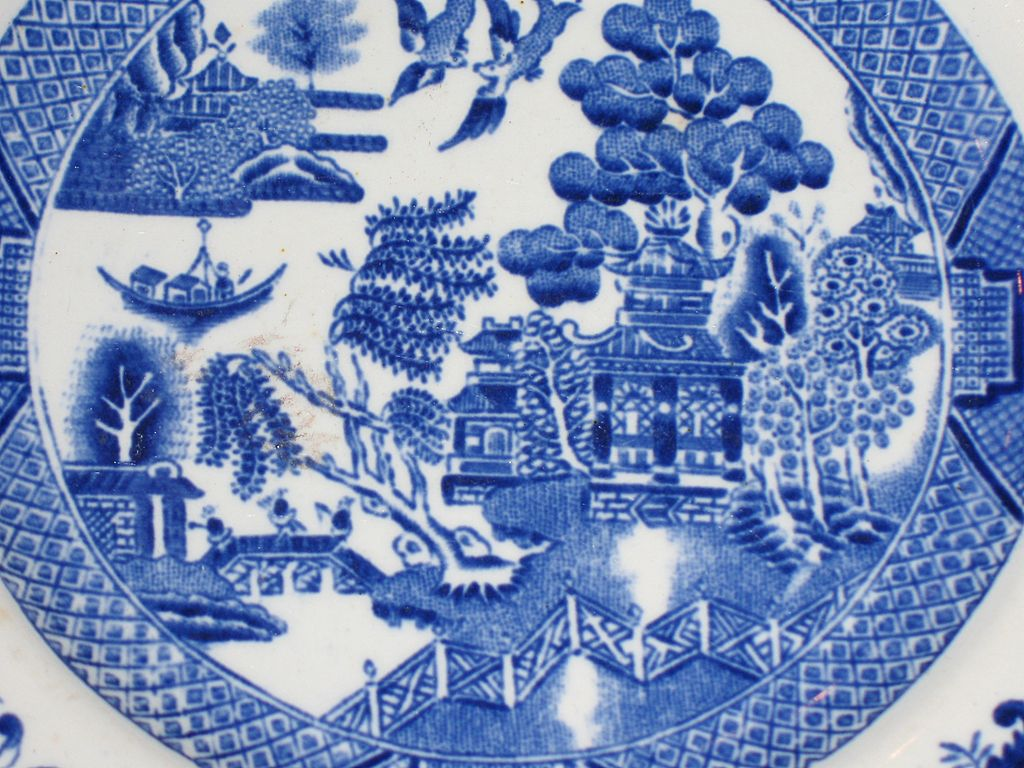Download Blue Willow Wallpaper Gallery