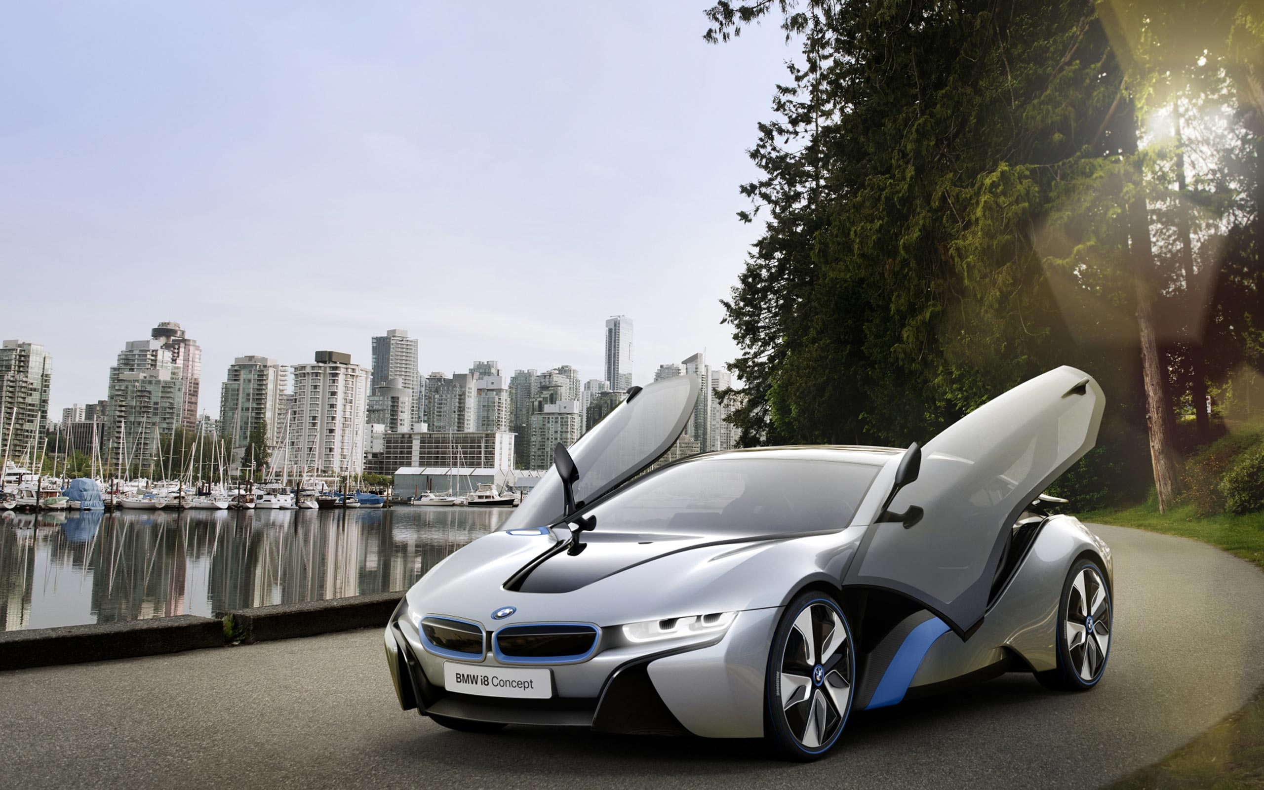 Bmw I8 HD Wallpapers Download