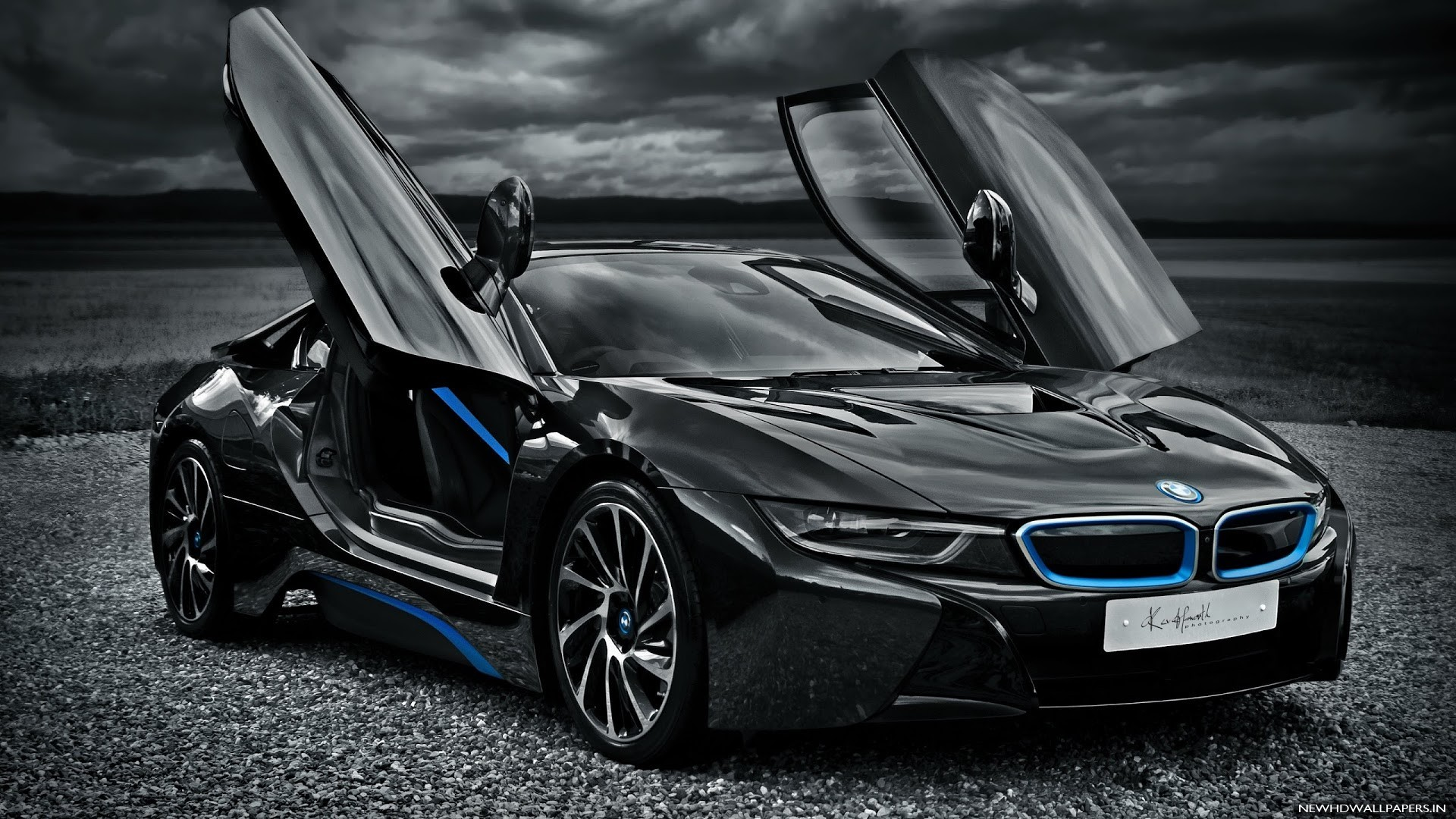 Bmw I8 Wallpaper HD Download