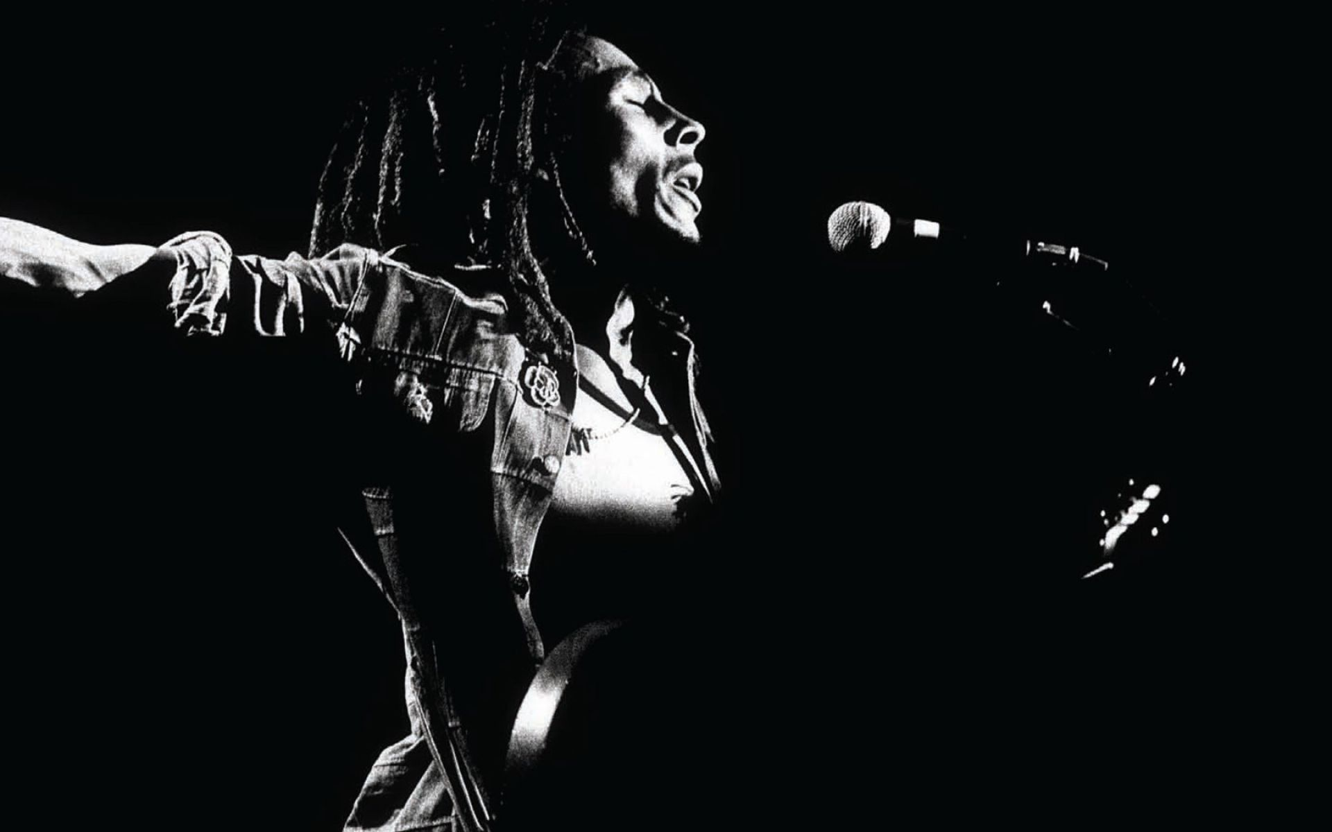 Download bob marley black and white wallpaper gallery - Rasta bob live wallpaper free download ...