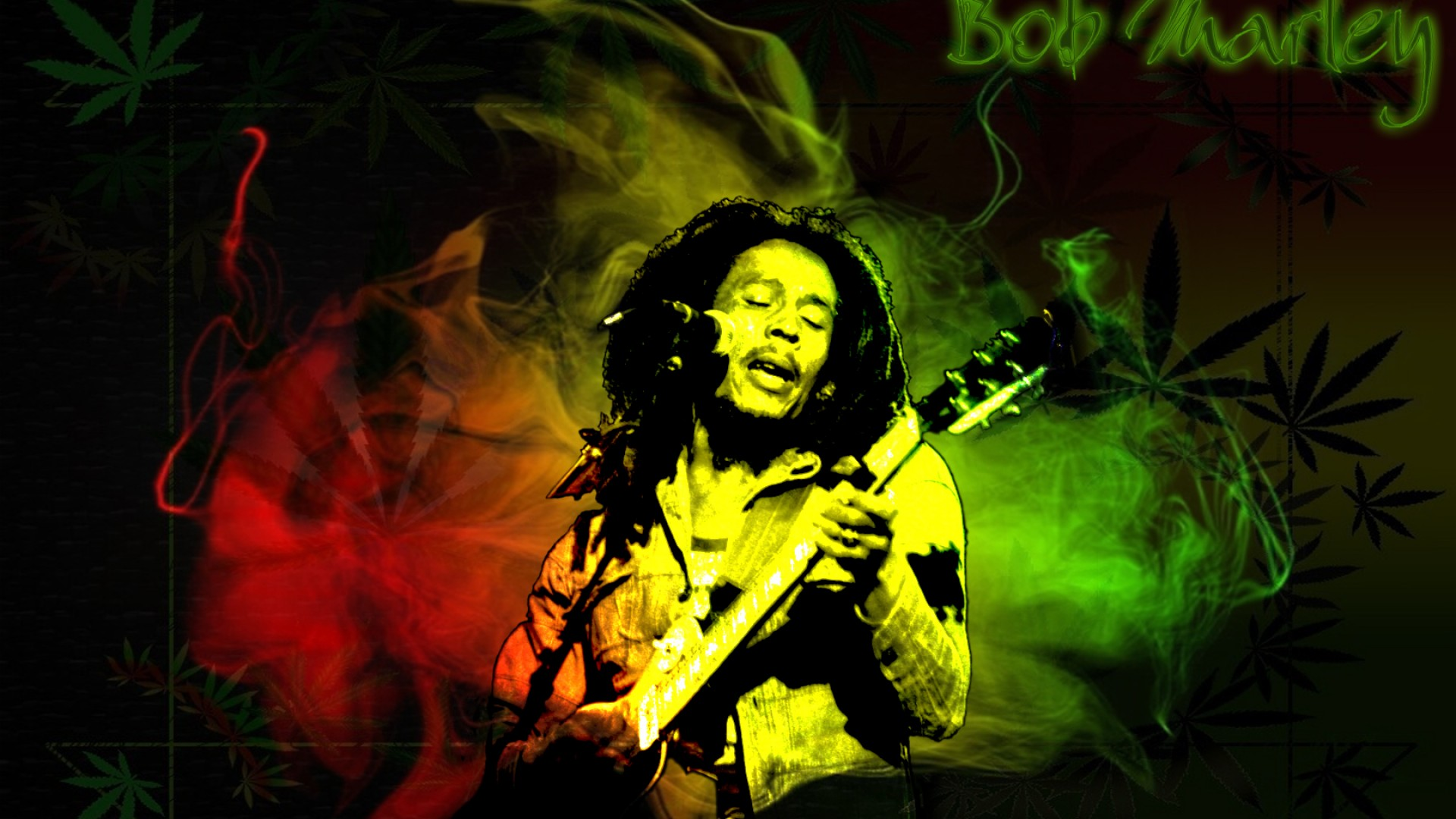Bob Marley HD Wallpapers Free Download
