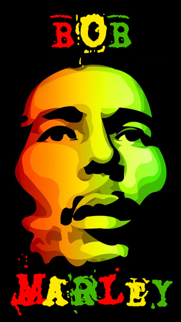 download bob marley mobile wallpaper gallery