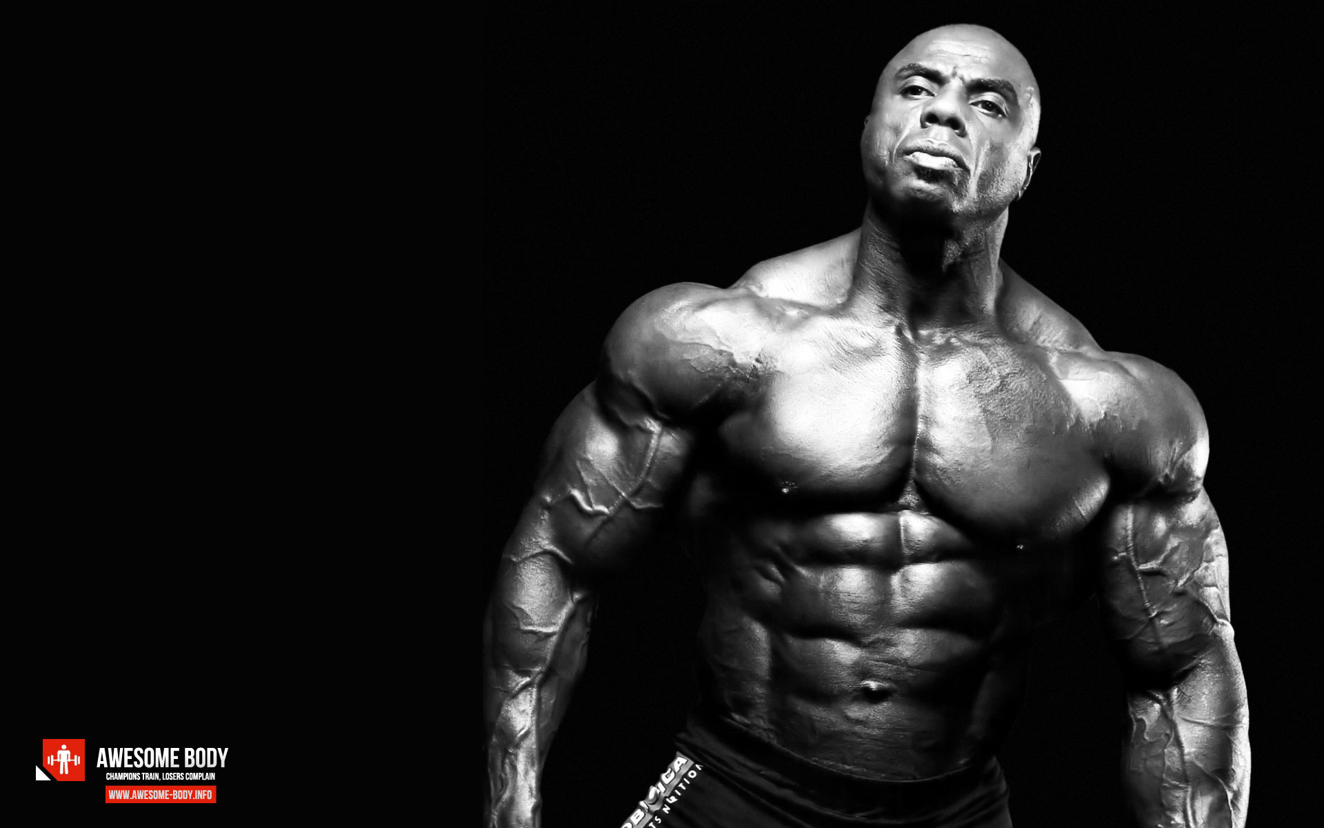 Body Builders Wallpapers