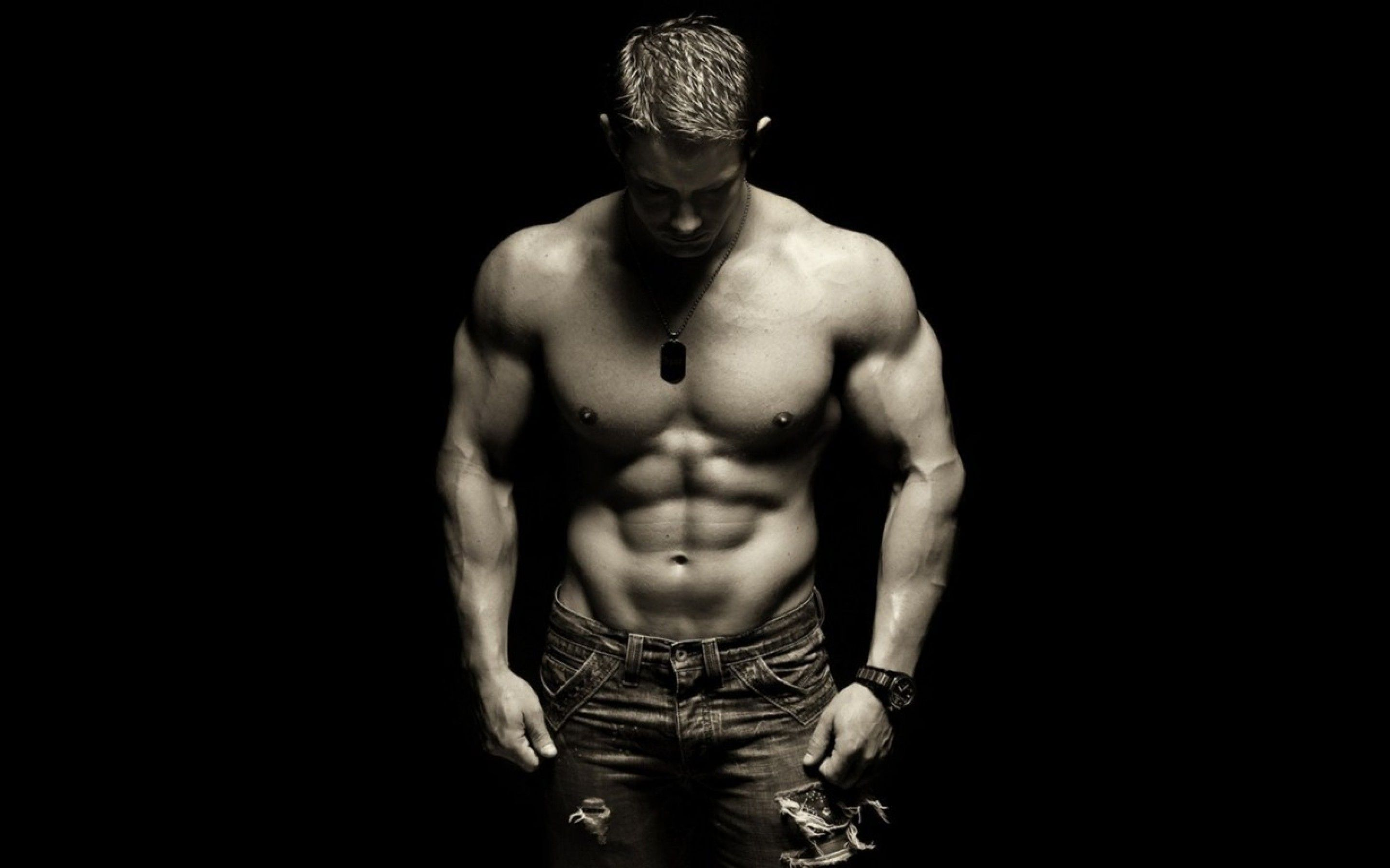Body Building HD Wallpaper