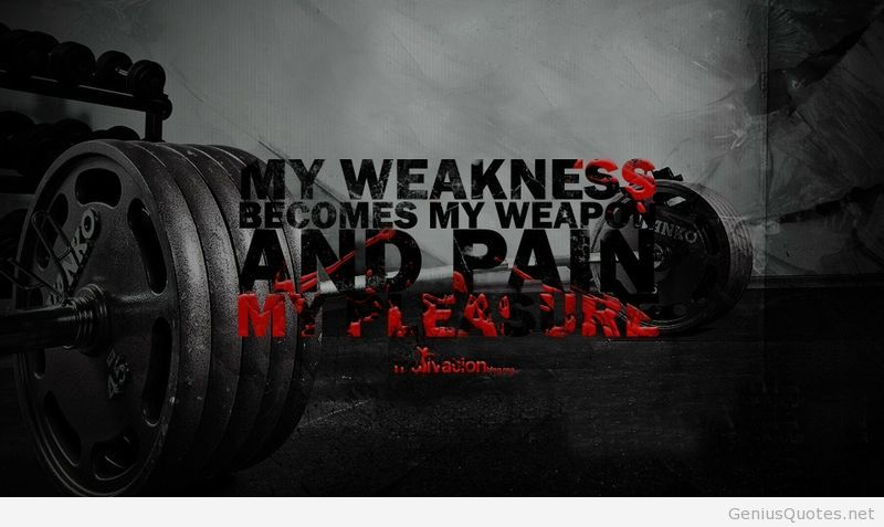 Bodybuilding Wallpapers With Quotes
