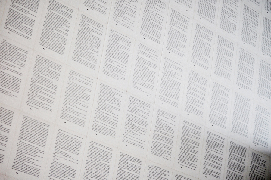 Book Page Wallpaper