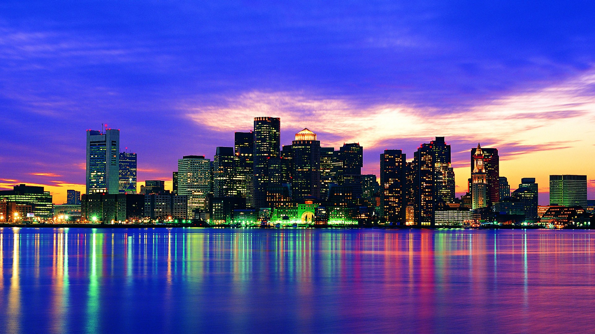 Boston HD Wallpaper