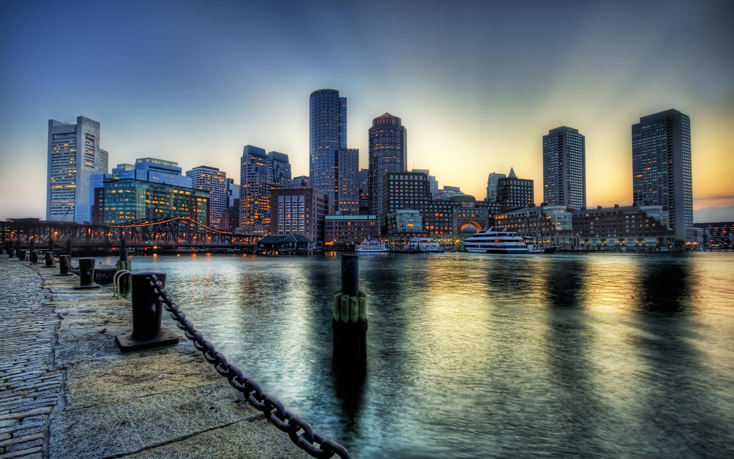 Boston Ma Wallpaper