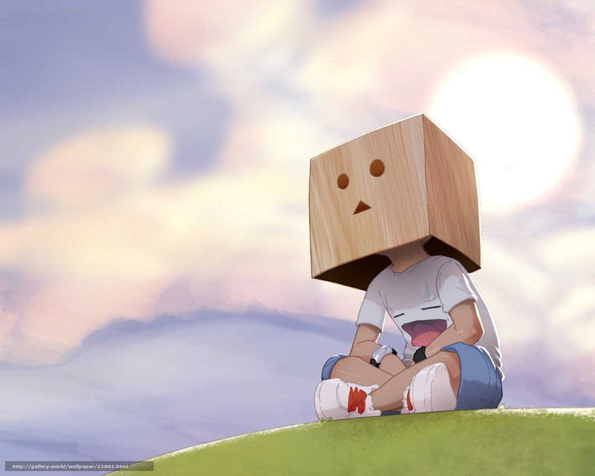 Box Boy Wallpaper