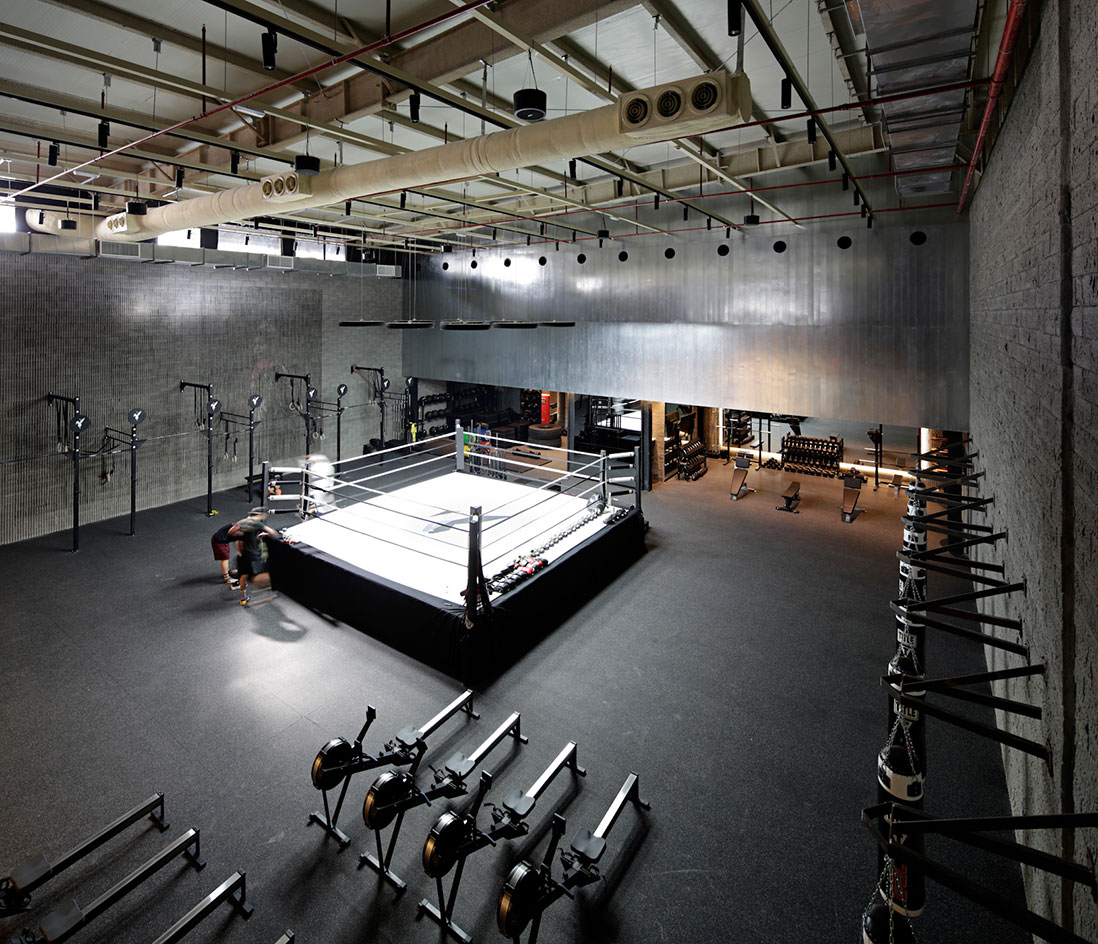Download Boxing Gym Wallpaper Gallery