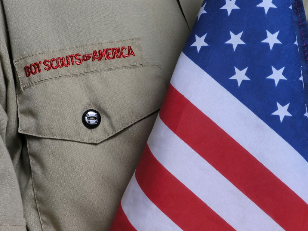 Boy Scouts Of America Wallpaper
