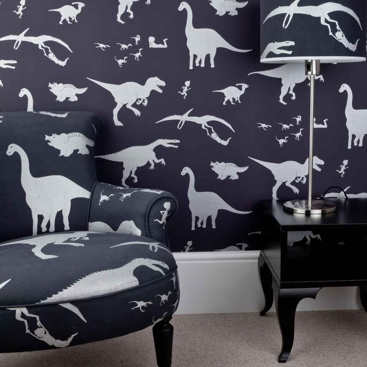 Boys Bedroom Wallpaper