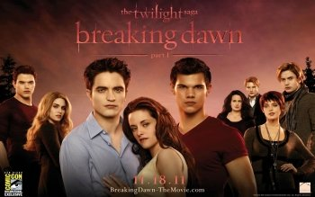 Breaking Dawn Part 1 Wallpaper