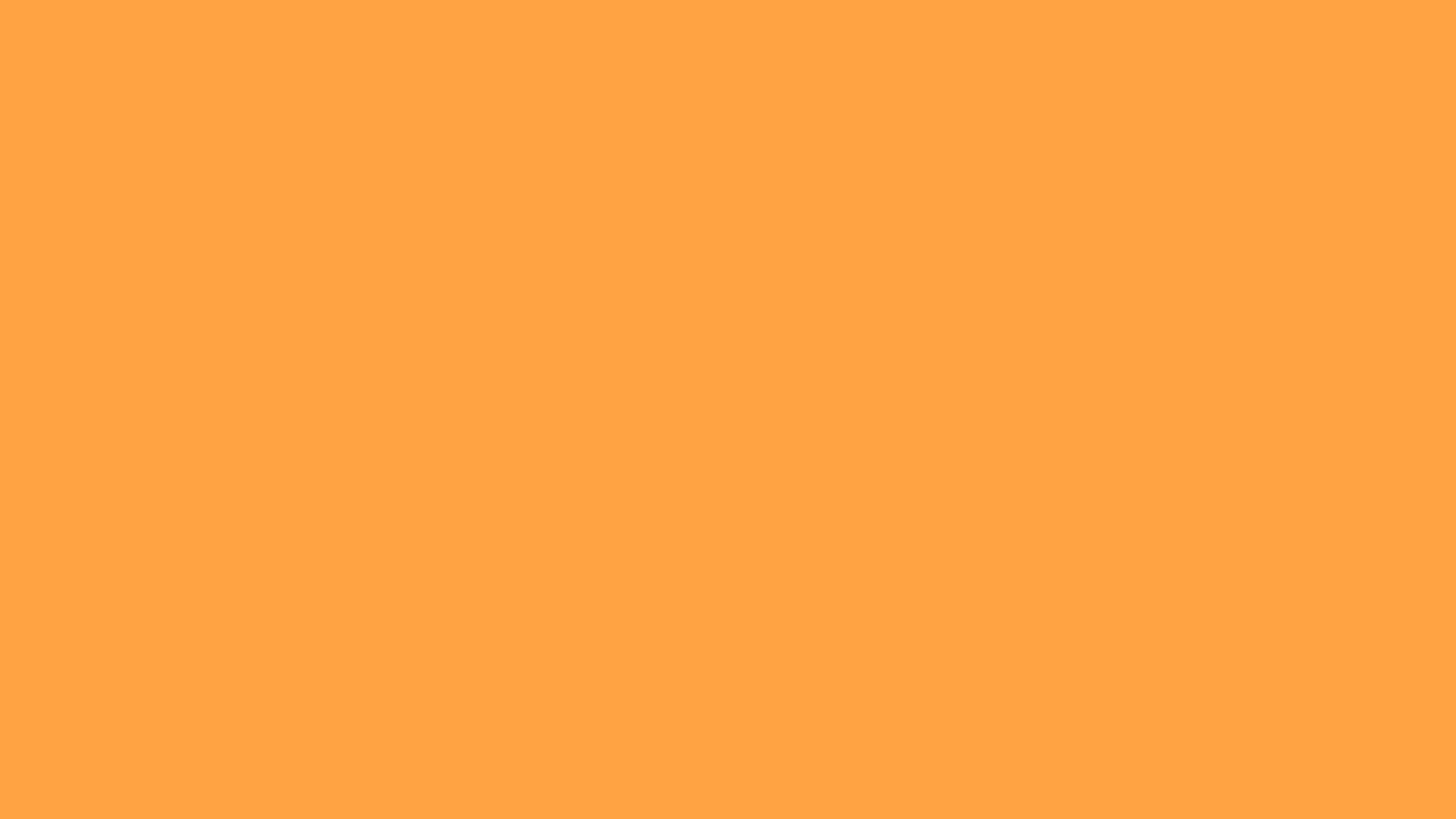 Bright Orange Wallpaper