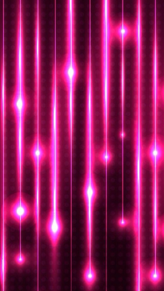 Bright Pink Iphone Wallpaper