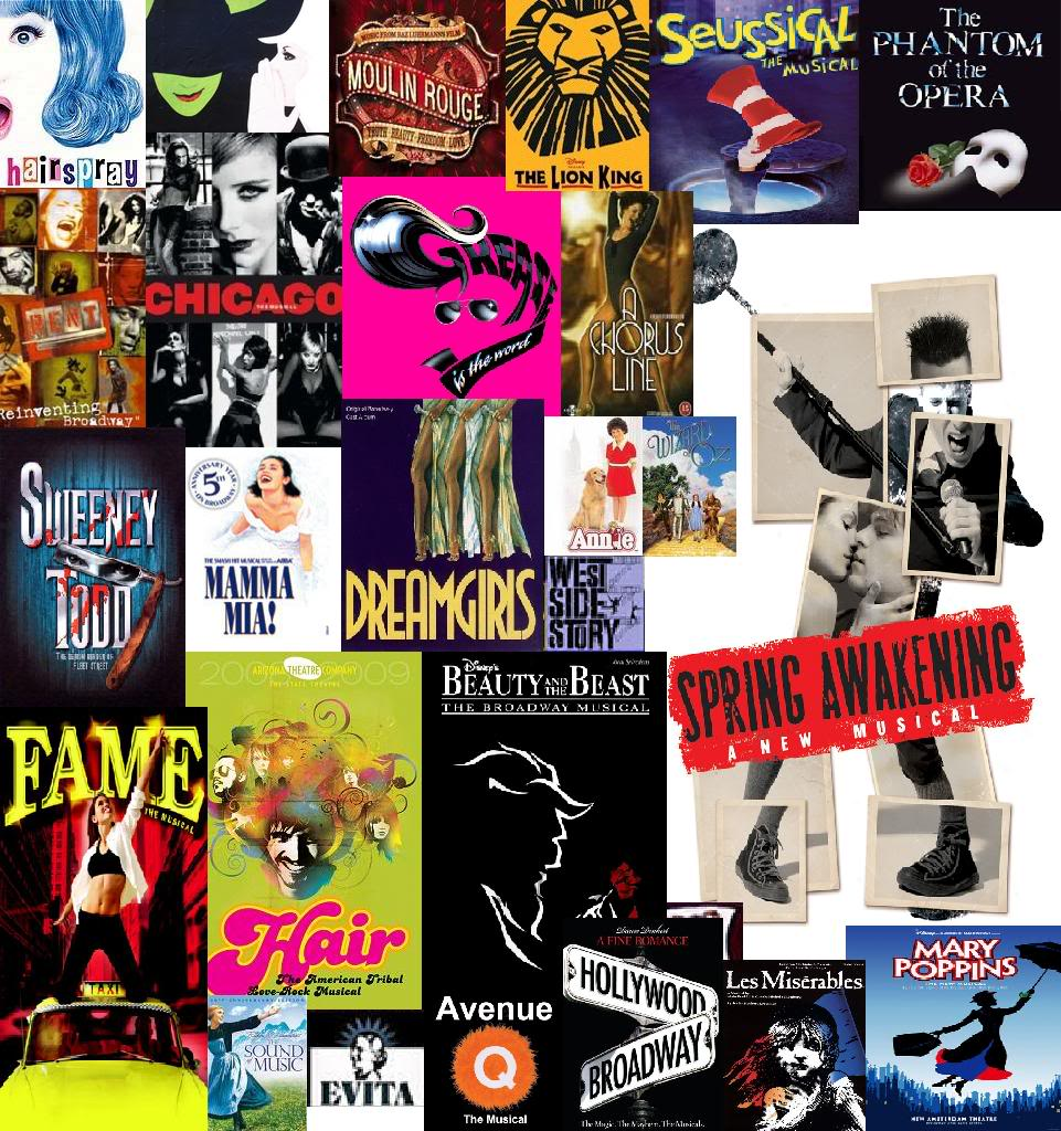 Download Broadway Musical Wallpaper Gallery