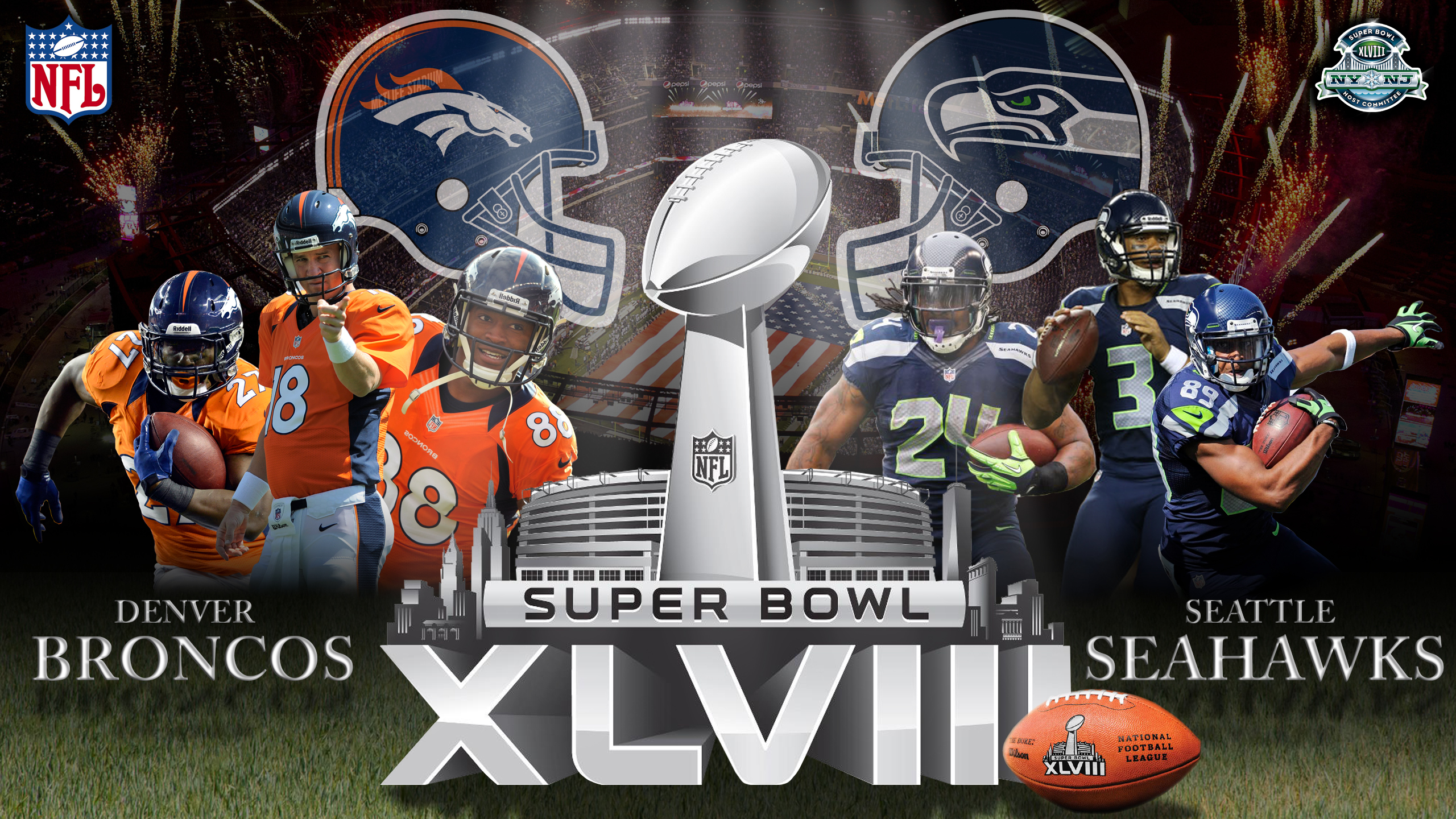 Broncos Super Bowl Wallpaper