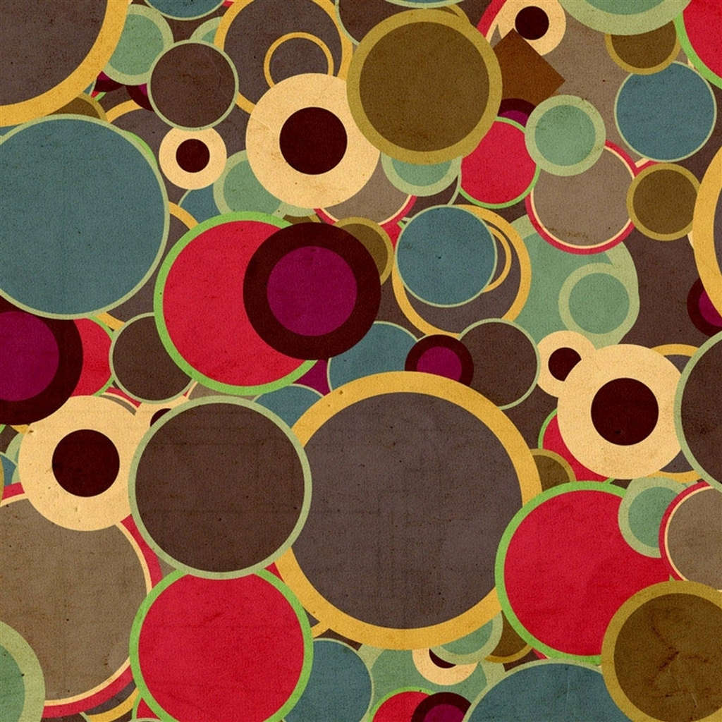 Download Brown Circle Wallpaper Gallery
