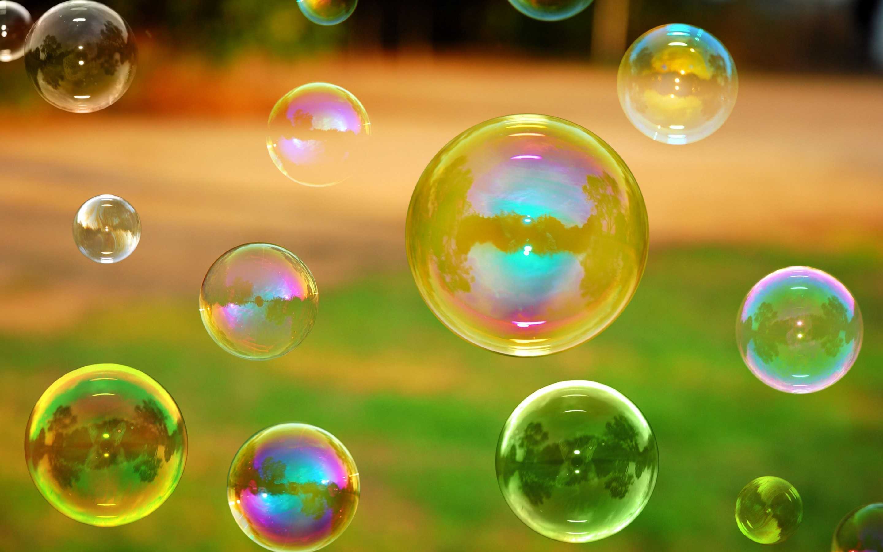 Bubble Wallpaper