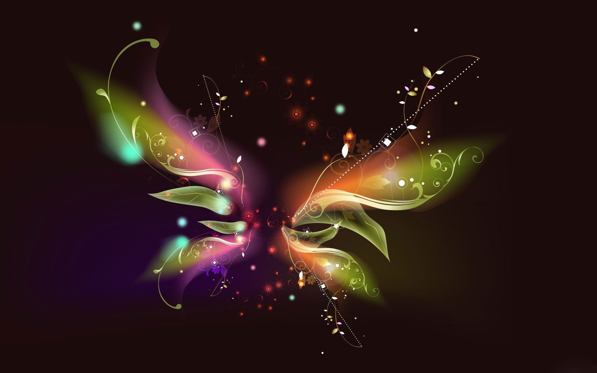 Butterfly Desktop Wallpaper