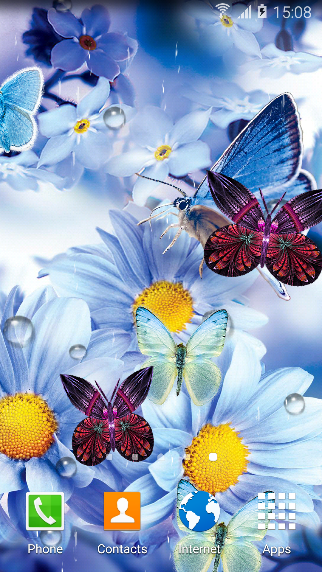 download butterfly live wallpaper apk gallery