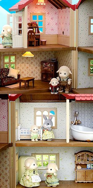 Calico Critters Wallpaper For House