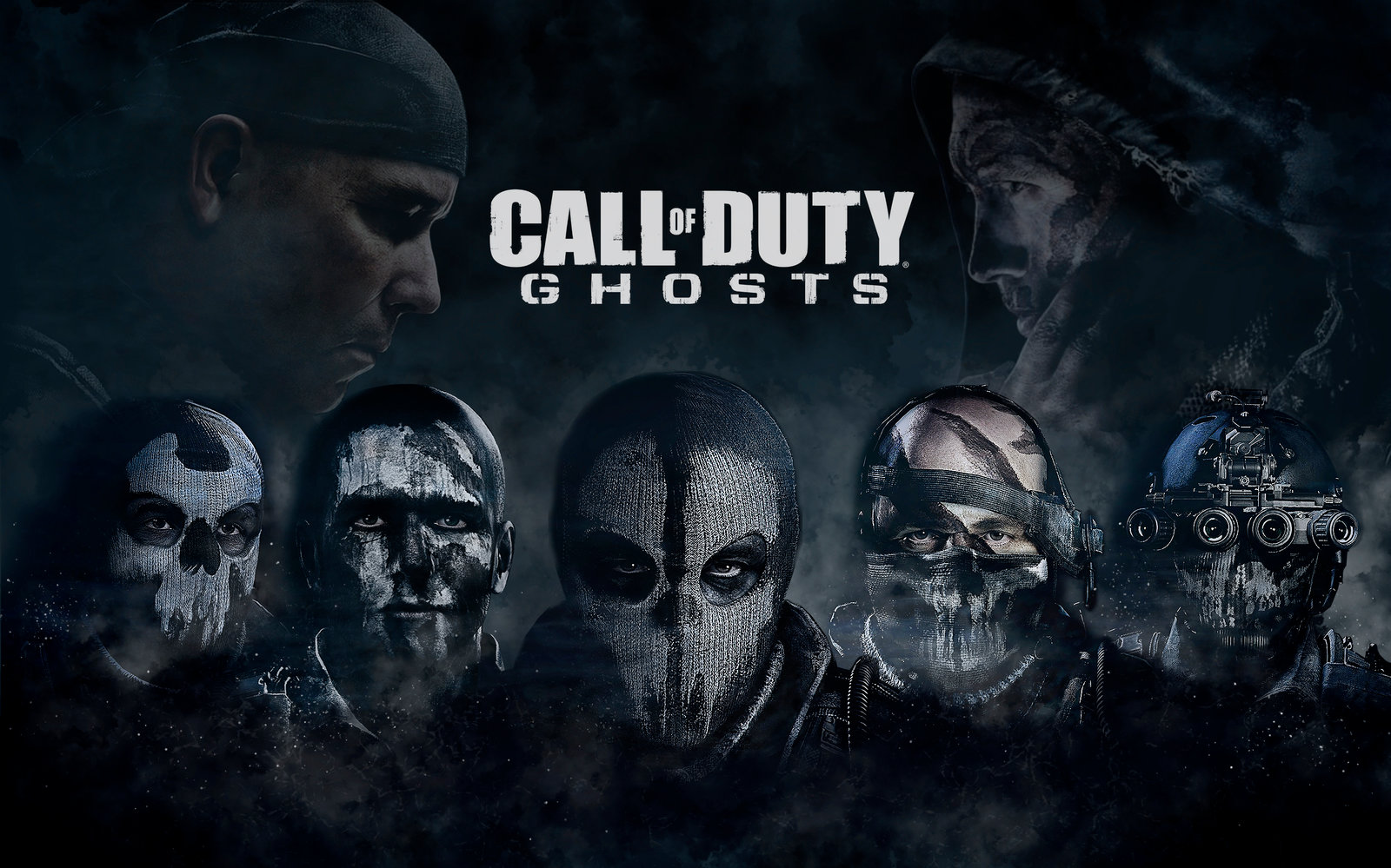 Call Of Duty Ghosts Wallpaper