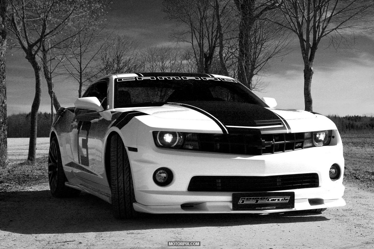 Camaro Car HD Wallpaper