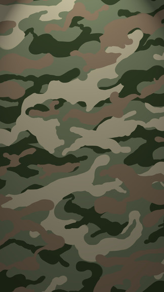 Camo Iphone 5 Wallpaper