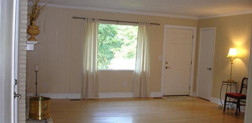 Can I Wallpaper Over Paneling
