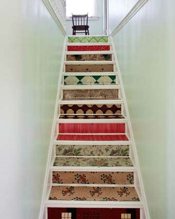 Can You Decoupage With Wallpaper