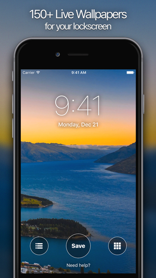 Download can you get live wallpaper for iphone gallery for Where can i get wallpaper