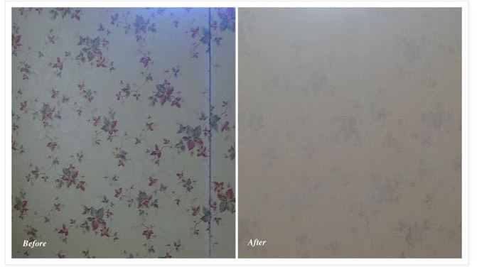Download Can You Paint Over Wallpaper Paneling Gallery