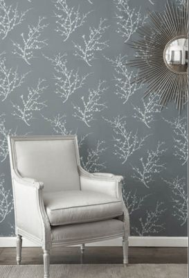 Can You Put Wallpaper On Wood Paneling