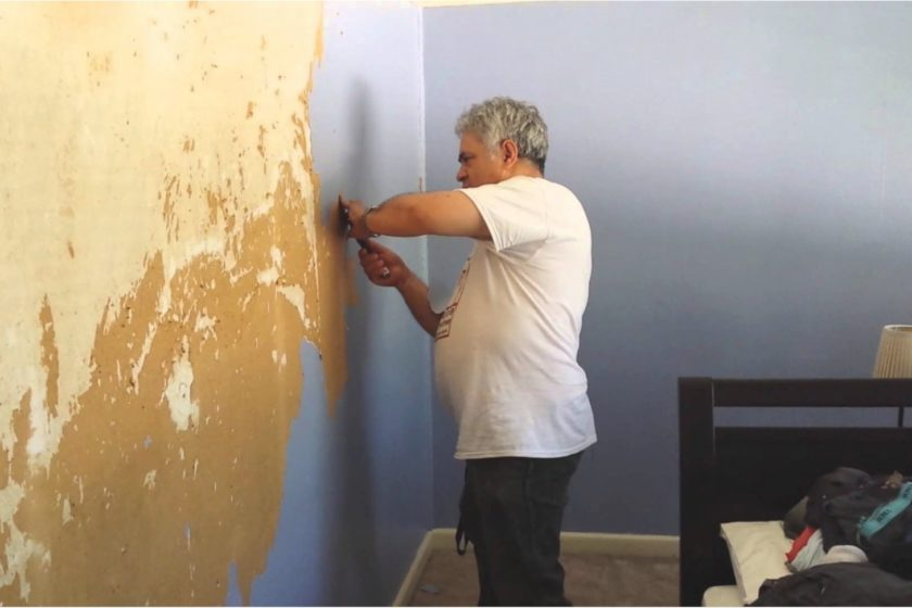 Can You Wallpaper On New Plaster