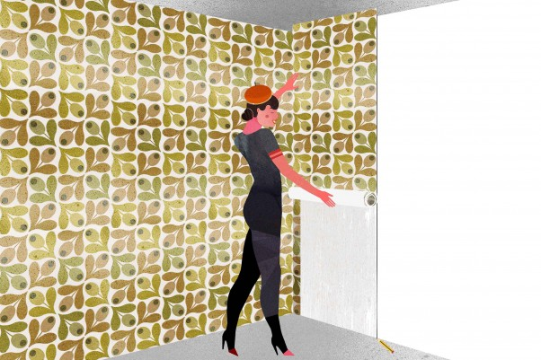 Can You Wallpaper Over Plasterboard