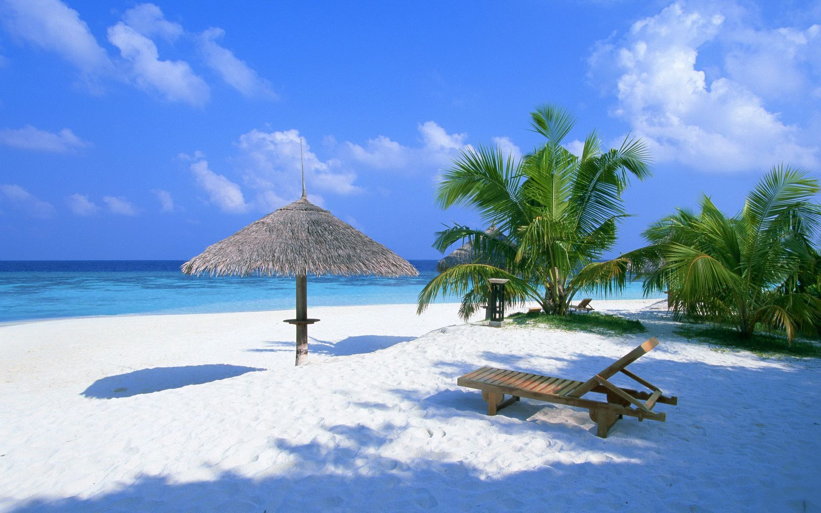 Cancun Beach Wallpaper