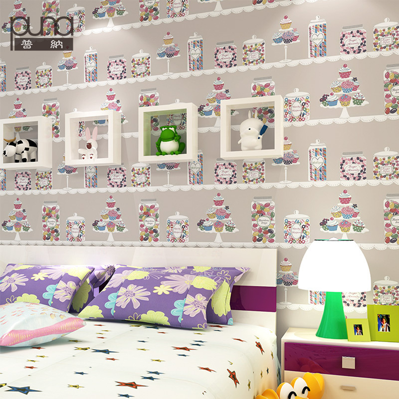 Candy Wallpaper For Rooms