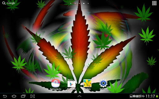 Cannabis Live Wallpaper