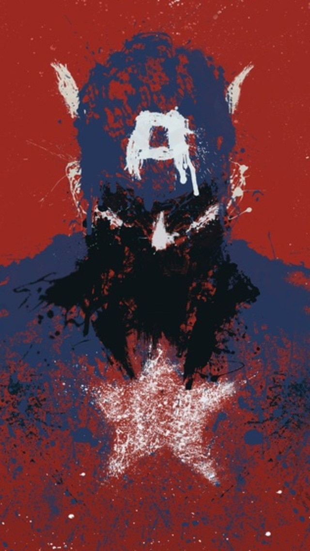 Download Captain America Iphone Wallpapers Gallery