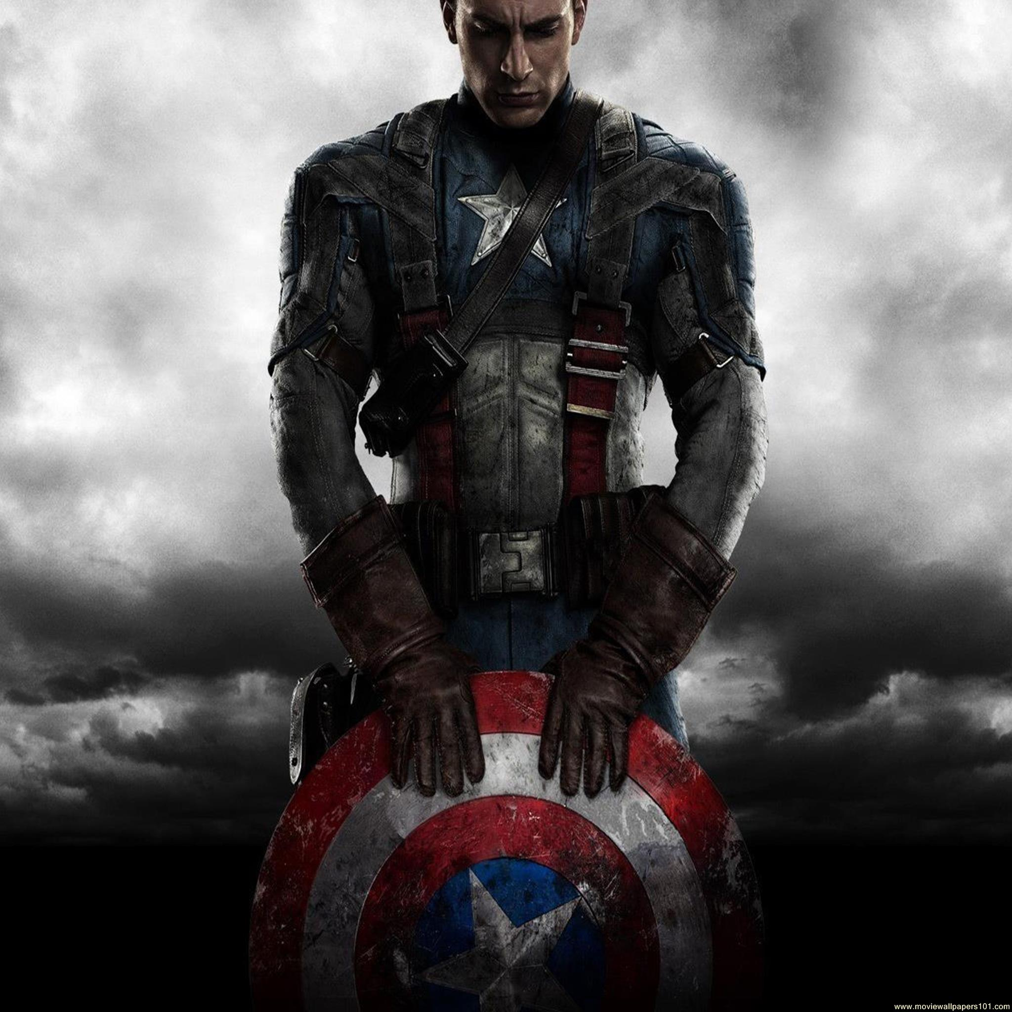 Captain America The Winter Soldier HD Wallpaper