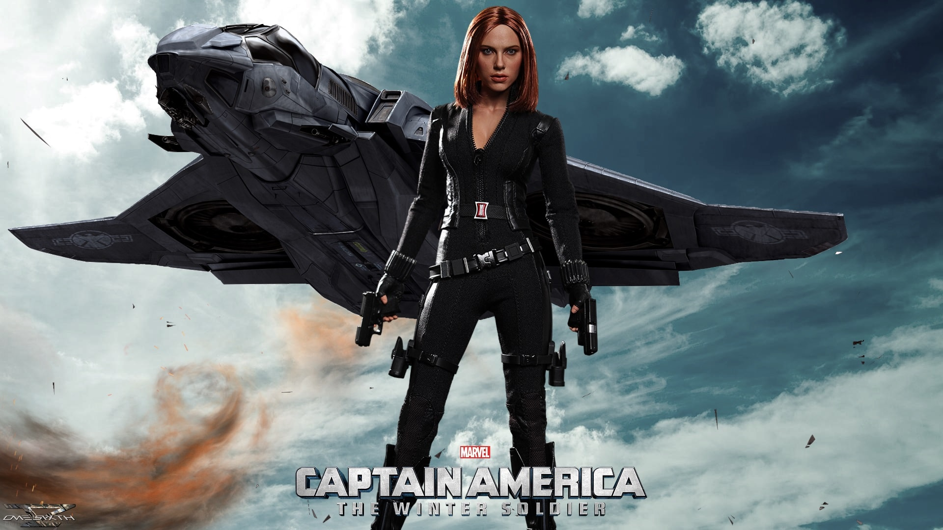 Captain America The Winter Soldier Iphone Wallpaper