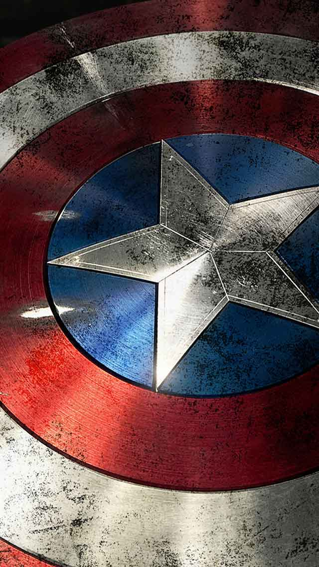 Captain America Wallpaper For Iphone 5
