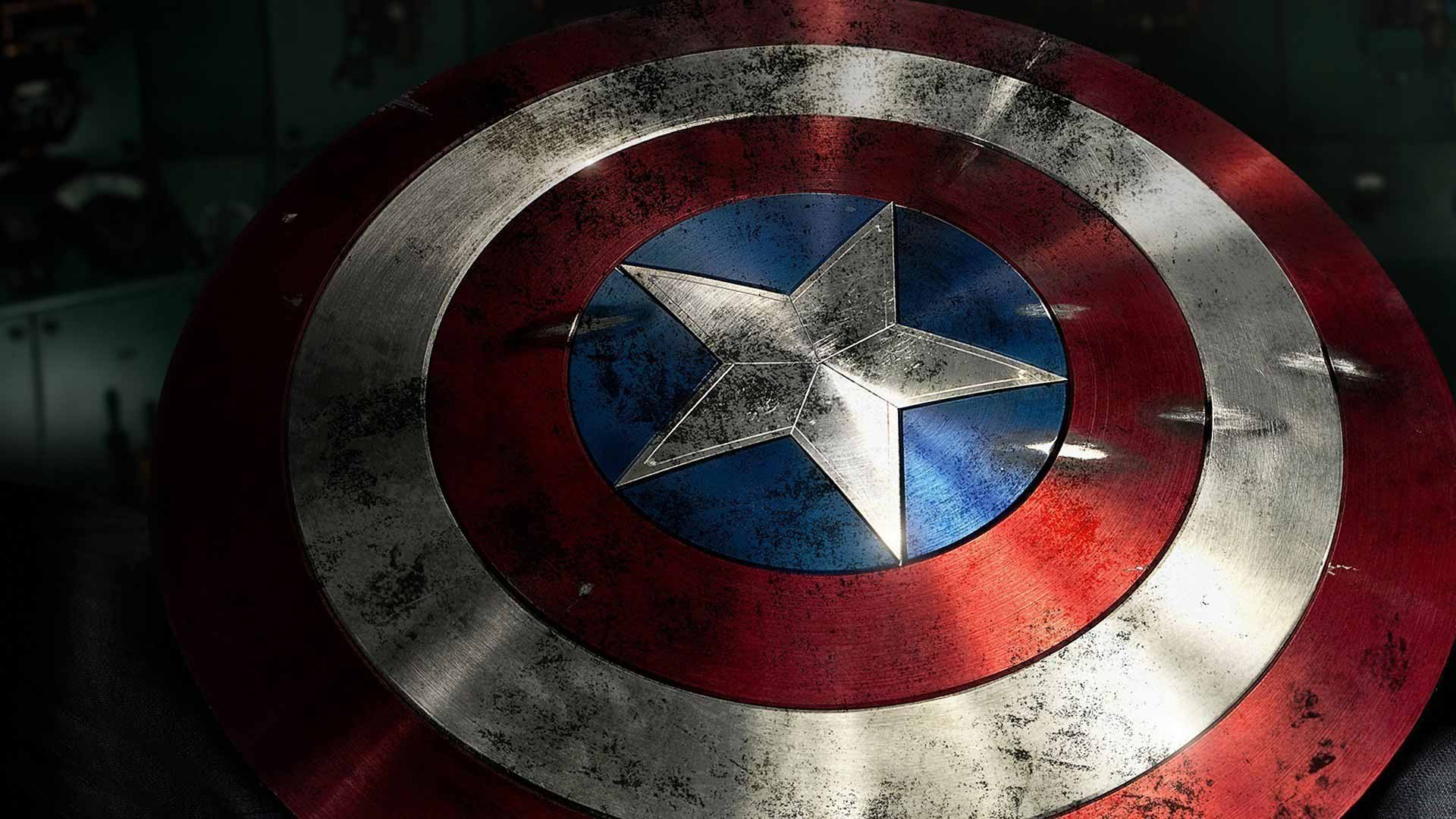 Captan America Wallpaper