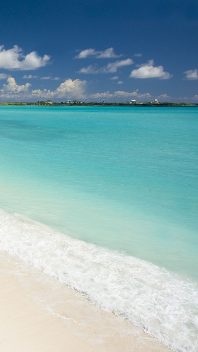 Caribbean Iphone Wallpaper