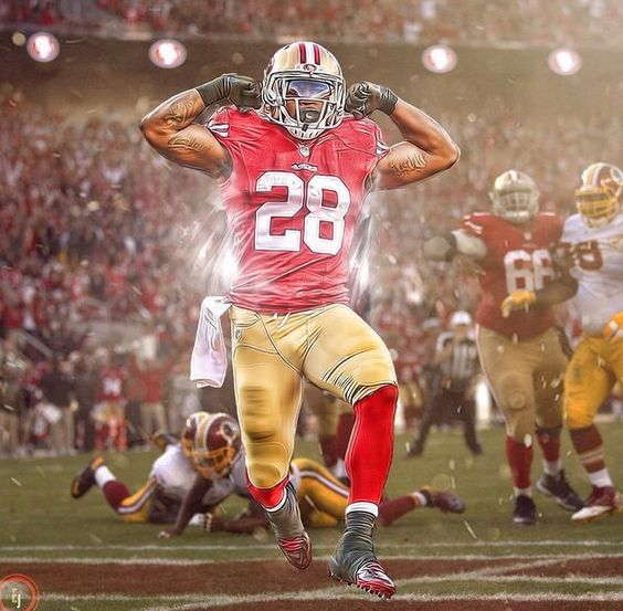 Carlos Hyde Wallpaper