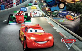 Cars 2 Wallpaper HD