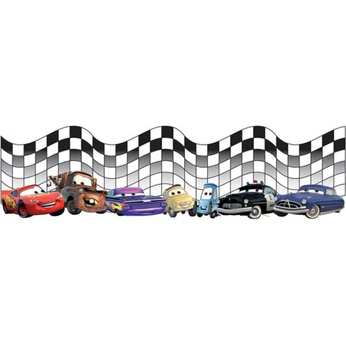 Cars Border Wallpaper