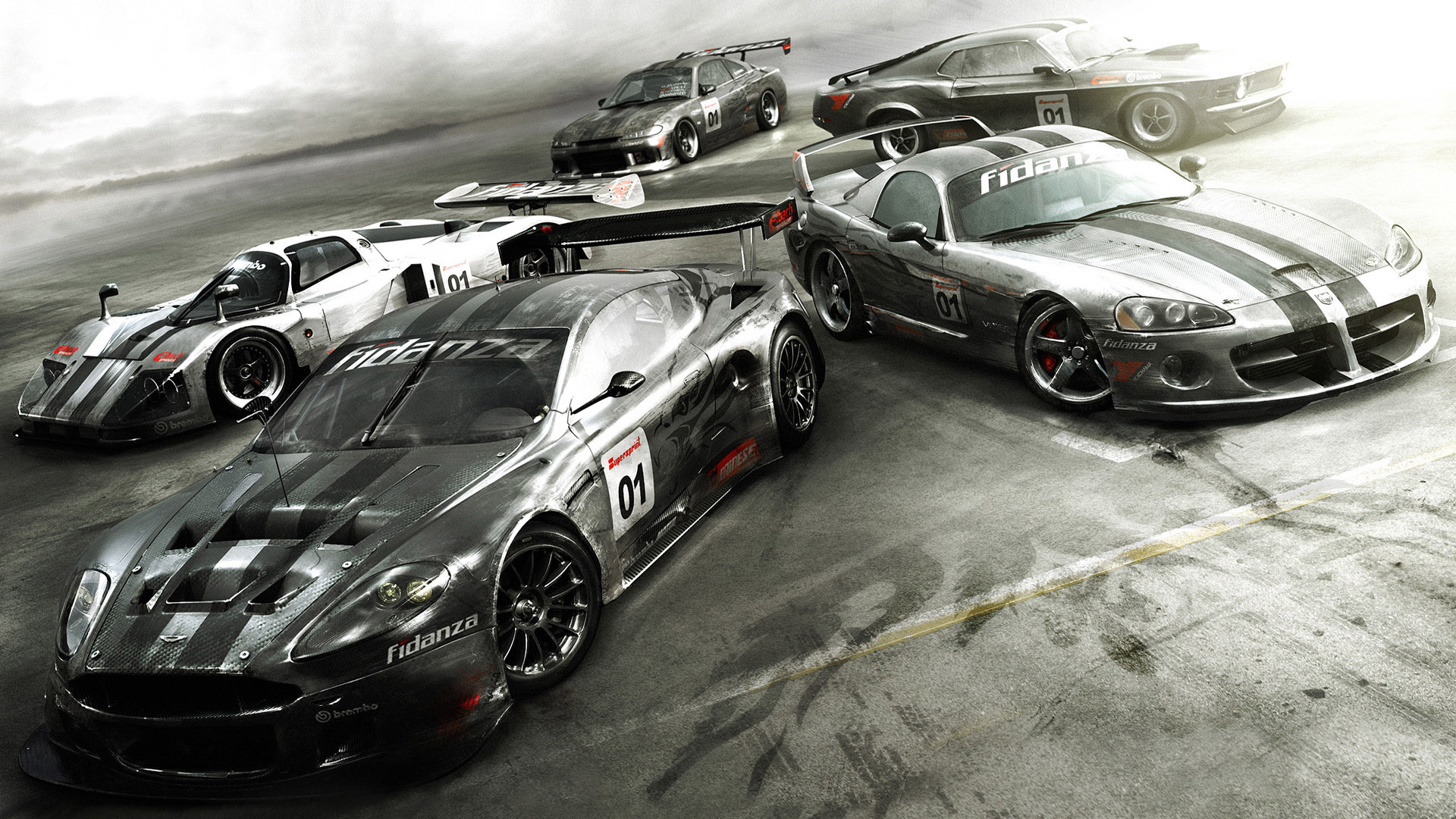 Cars In HD Wallpapers